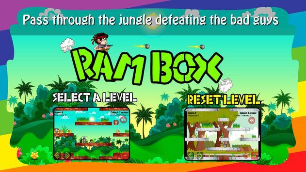 Metal Rambox Soldier screenshot 4