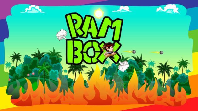 Metal Rambox Soldier screenshot 5