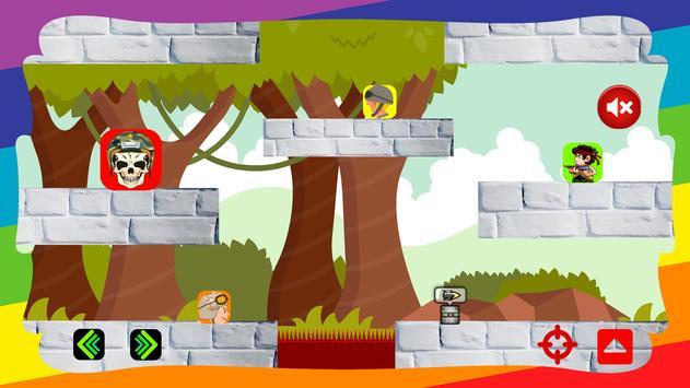 Metal Rambox Soldier screenshot 8