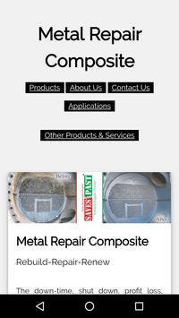 Metal Repair Composite poster