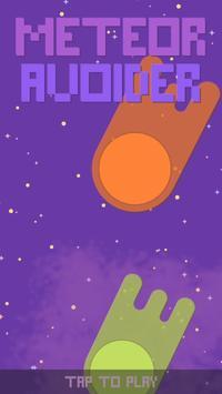 Meteor Avoider poster