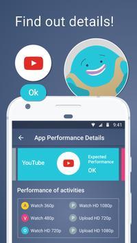 Meteor: Free Internet Speed & App Performance Test apk تصوير الشاشة