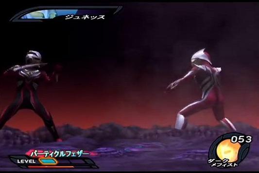 New Ultraman Nexus Tips apk screenshot