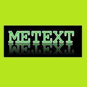 METEXT icon