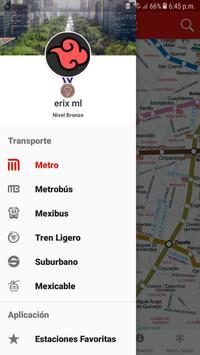 Metro Metrobús CDMX Offline - Ciudad de México screenshot 6