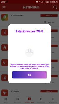 Metro Metrobús CDMX Offline - Ciudad de México screenshot 7