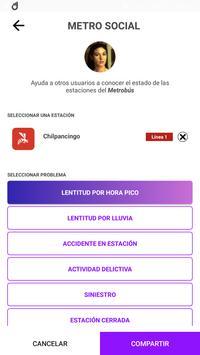 Metro Metrobús CDMX Offline - Ciudad de México screenshot 11