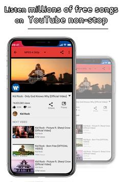 Free Music for YouTube - FLOATING POPUP PLAYER screenshot 4