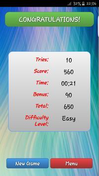 Matching Game apk screenshot