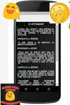 CHISTES ADULTOS REMASTERIZADO apk screenshot