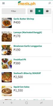 Meals.ph poster