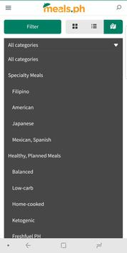 Meals.ph screenshot 2