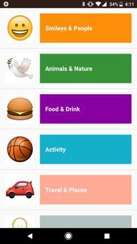 Emoji Meaning poster
