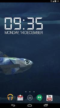 Mechanic Steampunk Fish Live poster