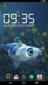 Mechanic Steampunk Fish Live apk screenshot
