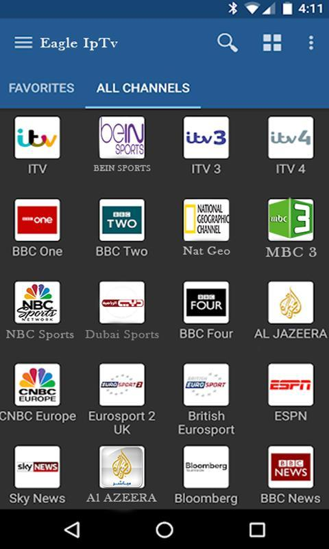 Free Eagle IPTV for Android - APK Download