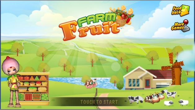 Farm Fruit poster