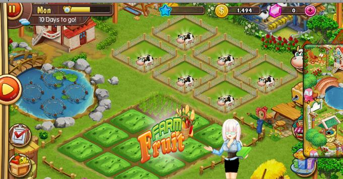 Farm Fruit apk screenshot
