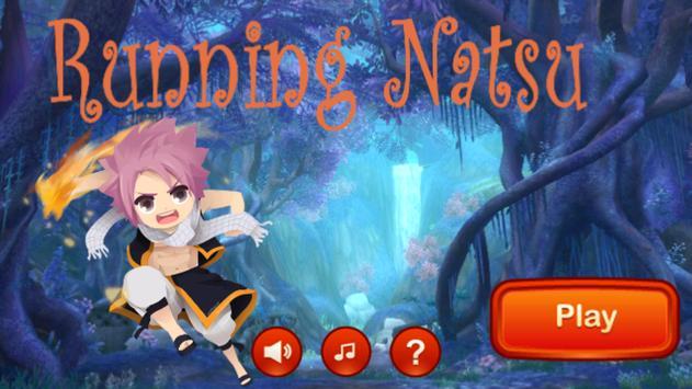 Natsu Running poster