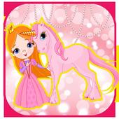 Pony poney academy princess icon