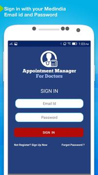 Appointment Manager: Doctors poster