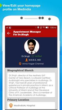Appointment Manager: Doctors screenshot 5