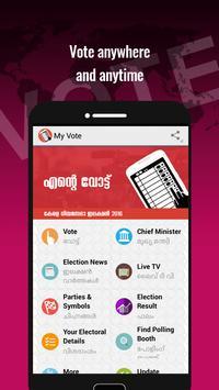 My Vote 2016 (Kerala) screenshot 2