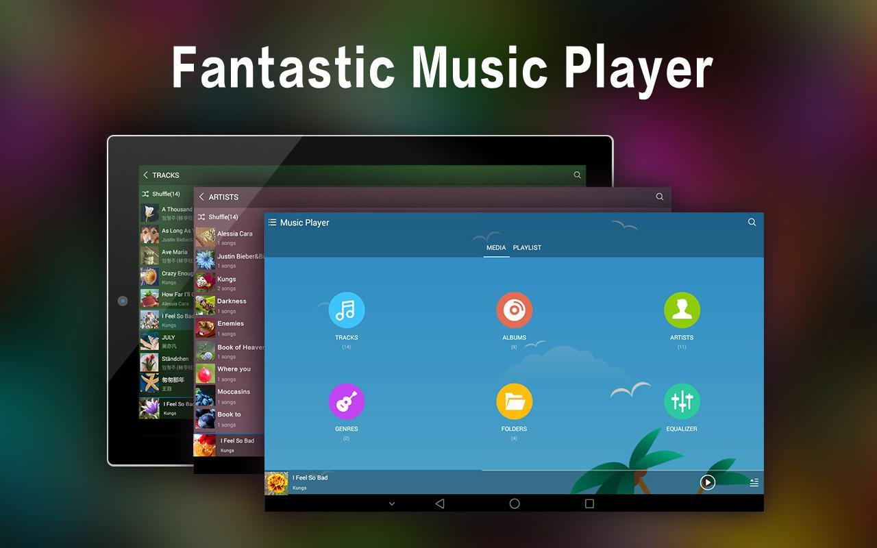 Mp3 player - Qamp for Android - Download Mp3 player - Qamp APK