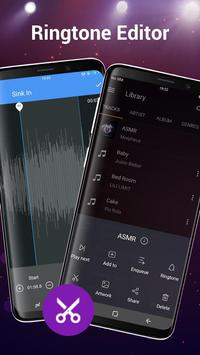 Schermata apk Musica - Mp3 Player
