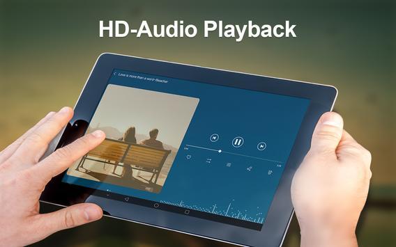 Music Player - Audio Player apk screenshot