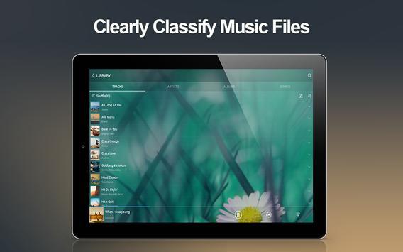 संगीत प्लेयर - ऑडियो प्लेयर apk स्क्रीनशॉट