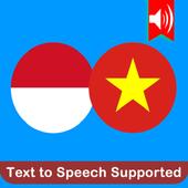 Kamus Indonesia Vietnam Pro icon