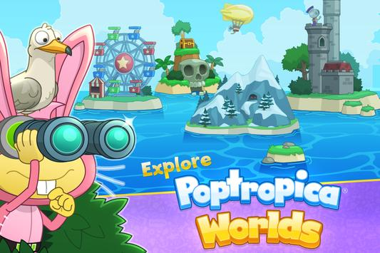 Poptropica Worlds poster