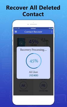 Recover All Deleted Contact Amp Sync For Android Apk Download