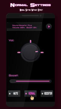Amplificador de sonido captura de pantalla 3