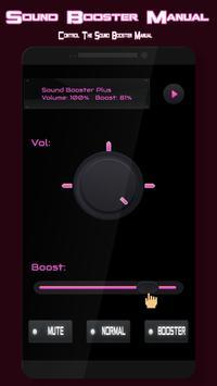 Amplificador de sonido captura de pantalla 2