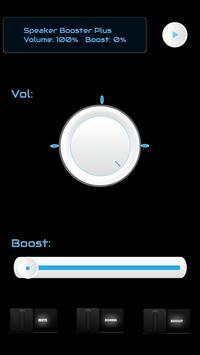 Speaker Booster Plus apk screenshot
