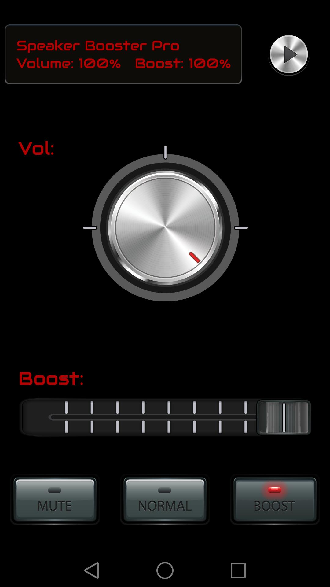Speaker Booster Pro for Android - APK Download
