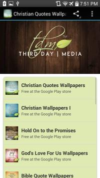 Christian Quotes Wallpapers poster