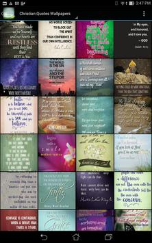 Christian Quotes Wallpapers screenshot 12
