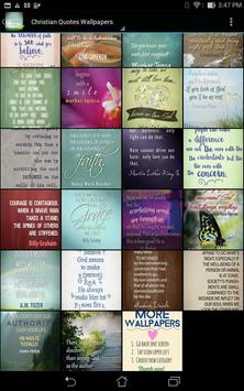 Christian Quotes Wallpapers screenshot 13