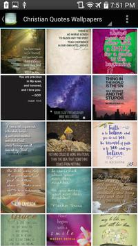 Christian Quotes Wallpapers screenshot 1