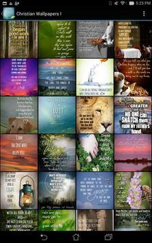 Christian Wallpapers One apk screenshot