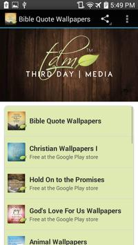 Bible Quotes: Inspiring  Verses from the Bible poster