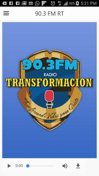 RT 90.3FM poster
