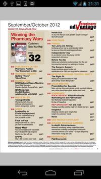 Vet-Advantage Magazine screenshot 1