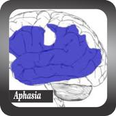 Recognize Aphasia Disease icon
