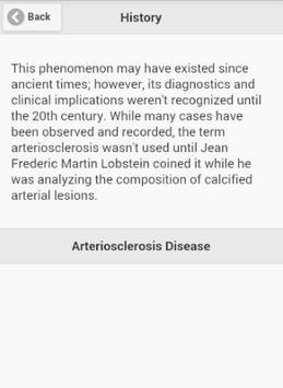 Recognize Arteriosclerosis Disease screenshot 1