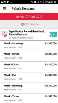 Bus Agen Tiket BIS apk screenshot