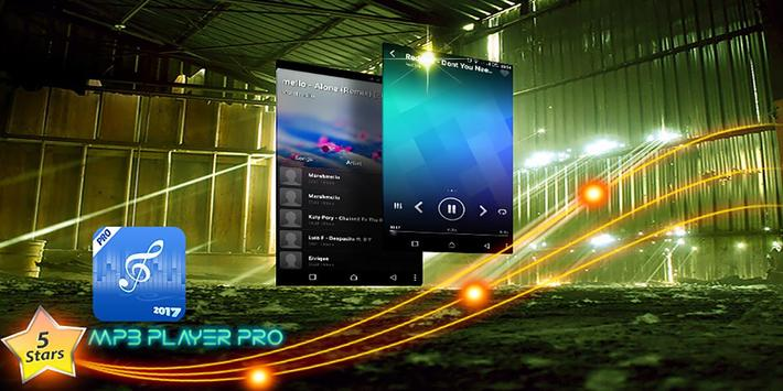 Mp3 Player pro screenshot 3